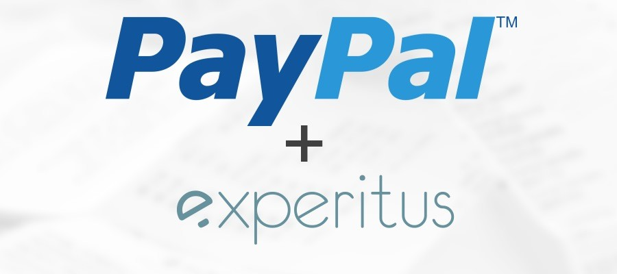 Online Bookings with Paypal and Experitus