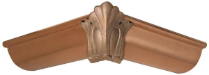 Corners Brass Miter Cover