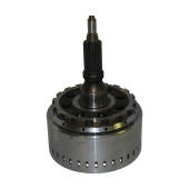 S408893E - Hard Part - 6L80E Shaft - Output 2WD w/Bolt on Yoke General Motors 06-ON Ind# N/A OEM# N/A