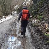 Harz Bodetal Wanderung - Von der Route abgekommen