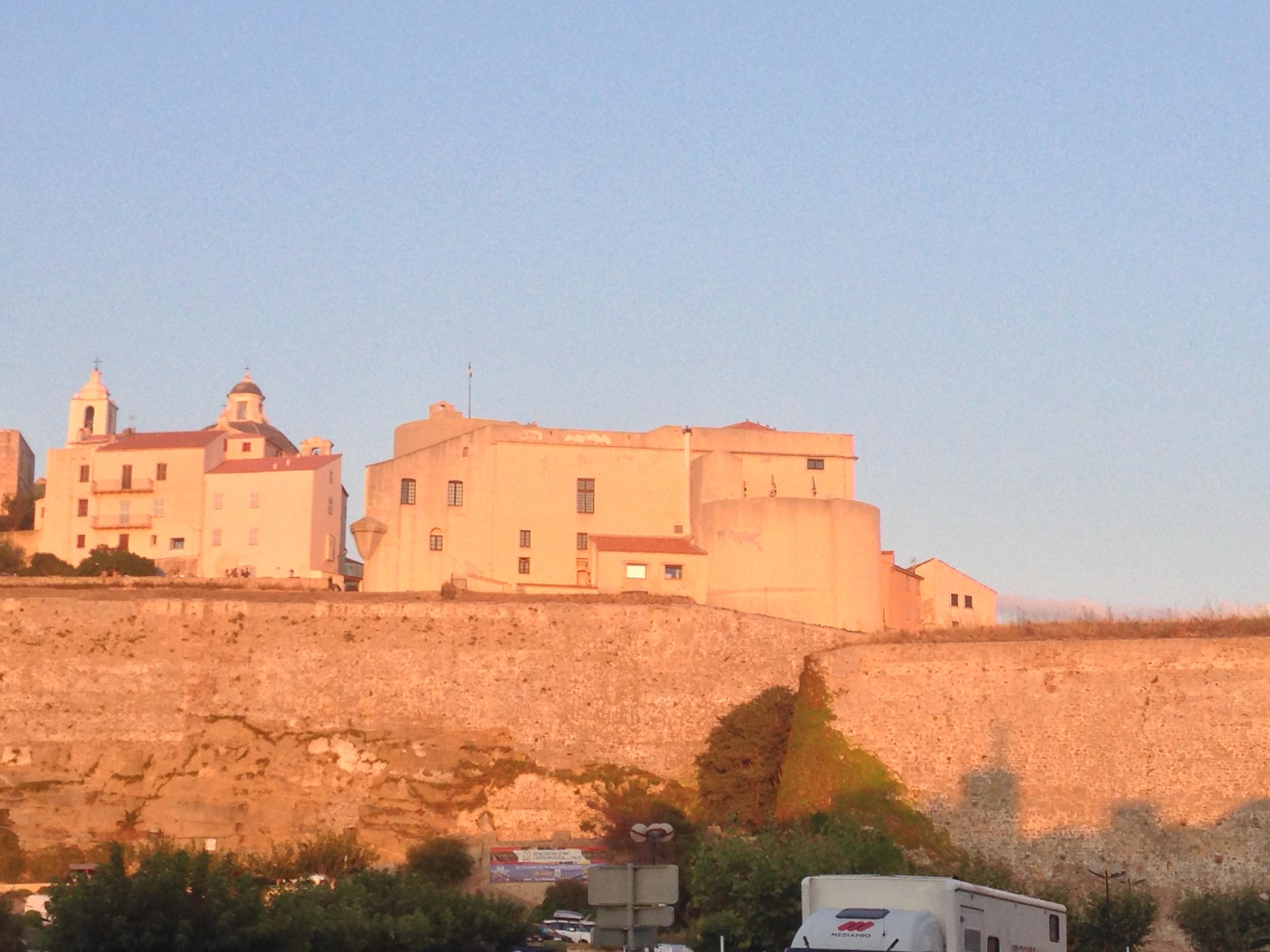Corsica GR20 - Prologue - Port of Calvi