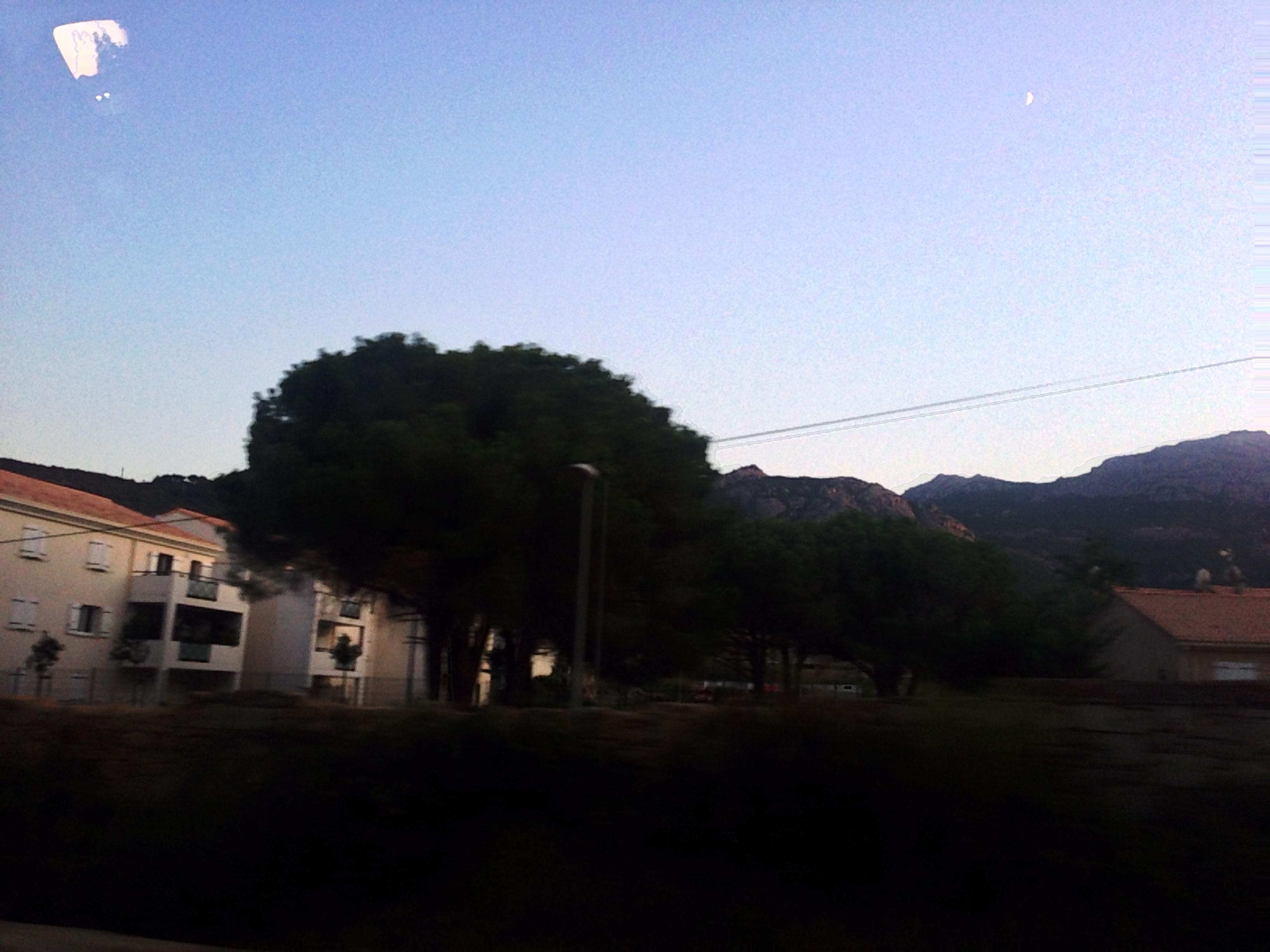 Corsica GR20 - Prologue - Taxi