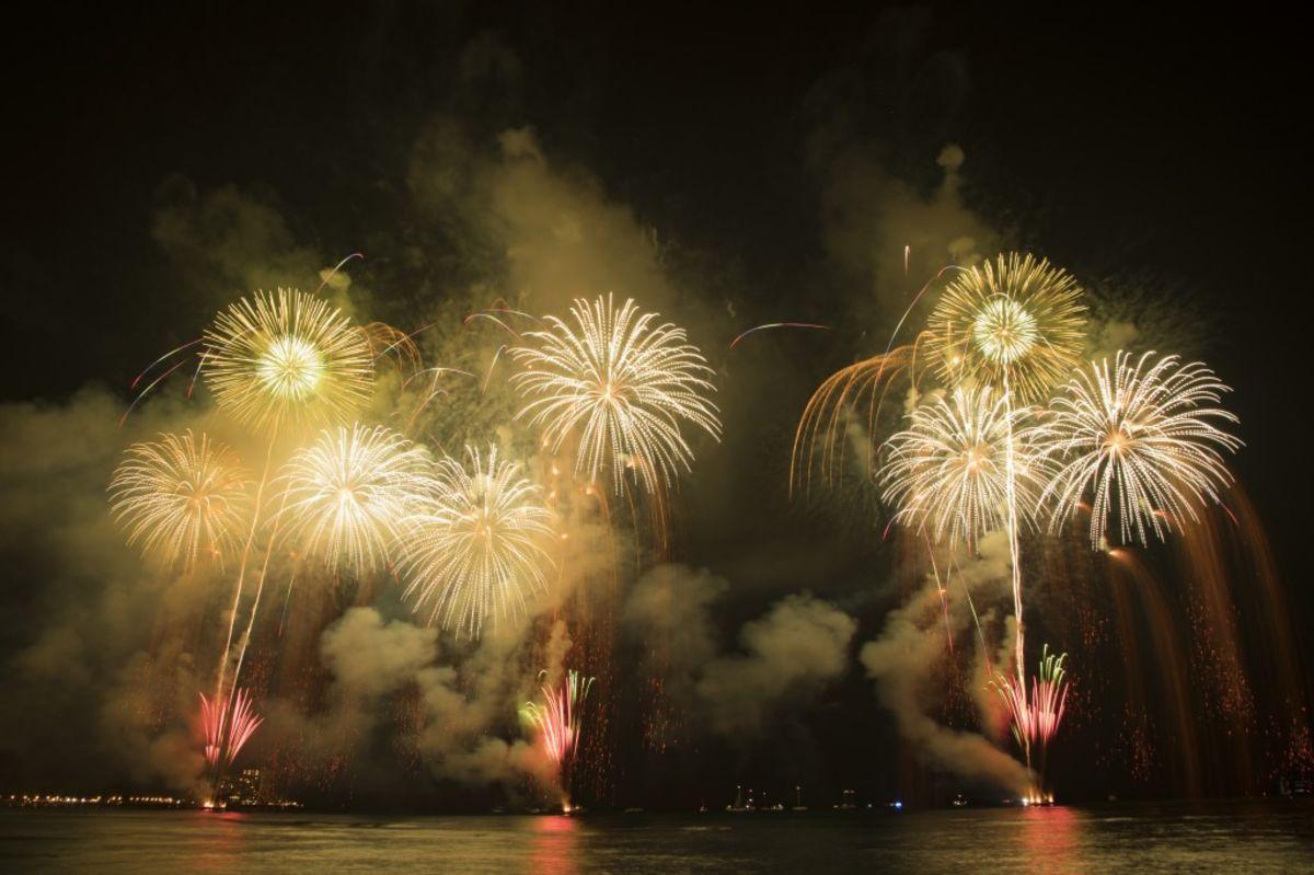 parade-firework