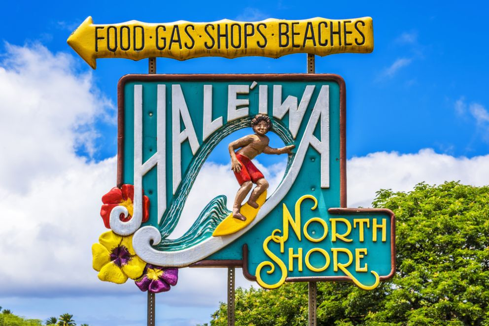 Take a Day Trip to Haleiwa