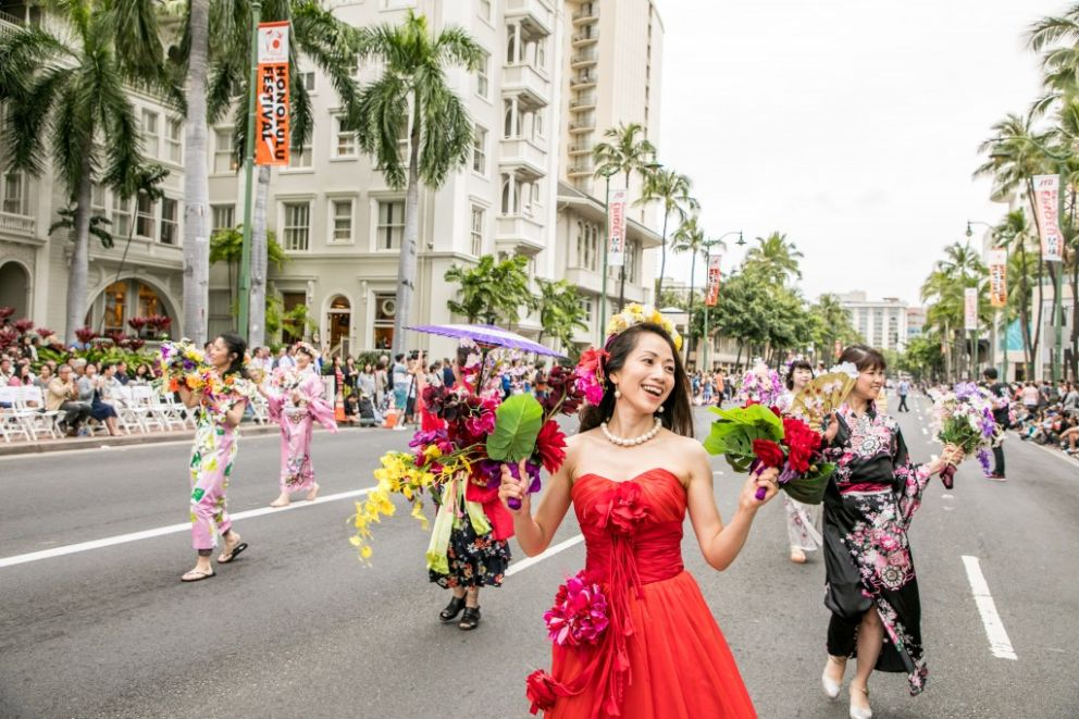 A Visitor's Guide to the Honolulu Festival