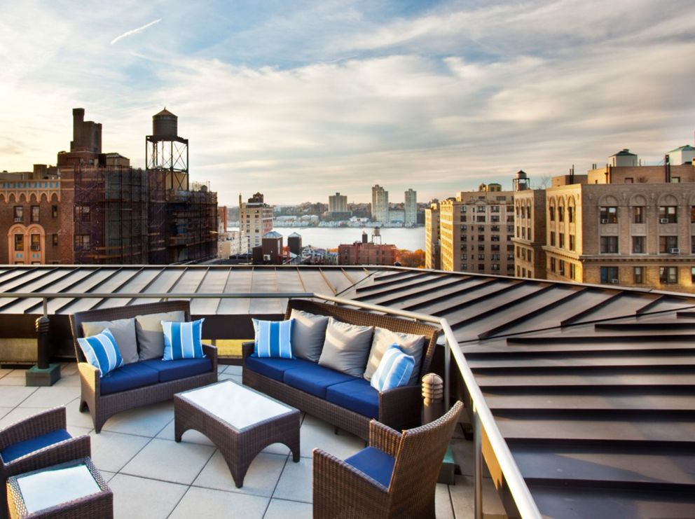 Arthouse Hotel Rooftop