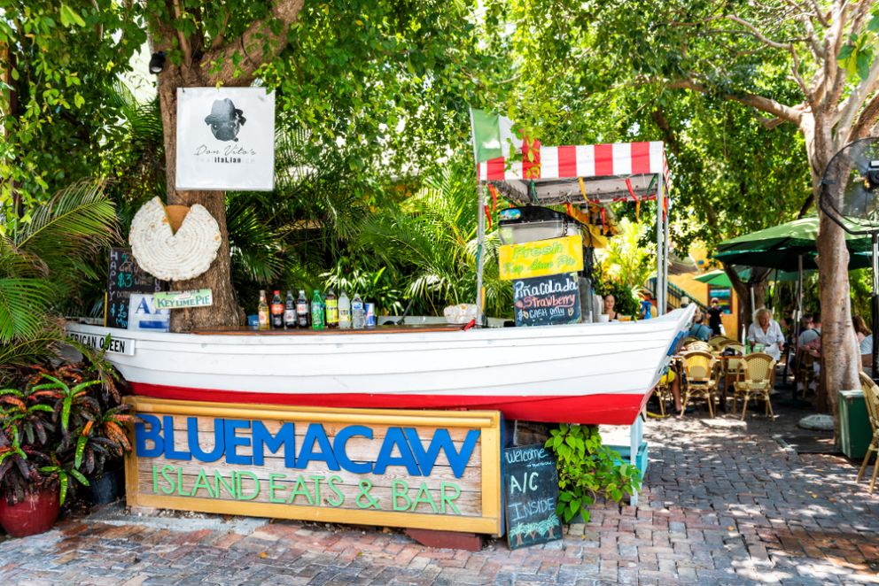 5 Best Outdoor Dining Spots in Key West
