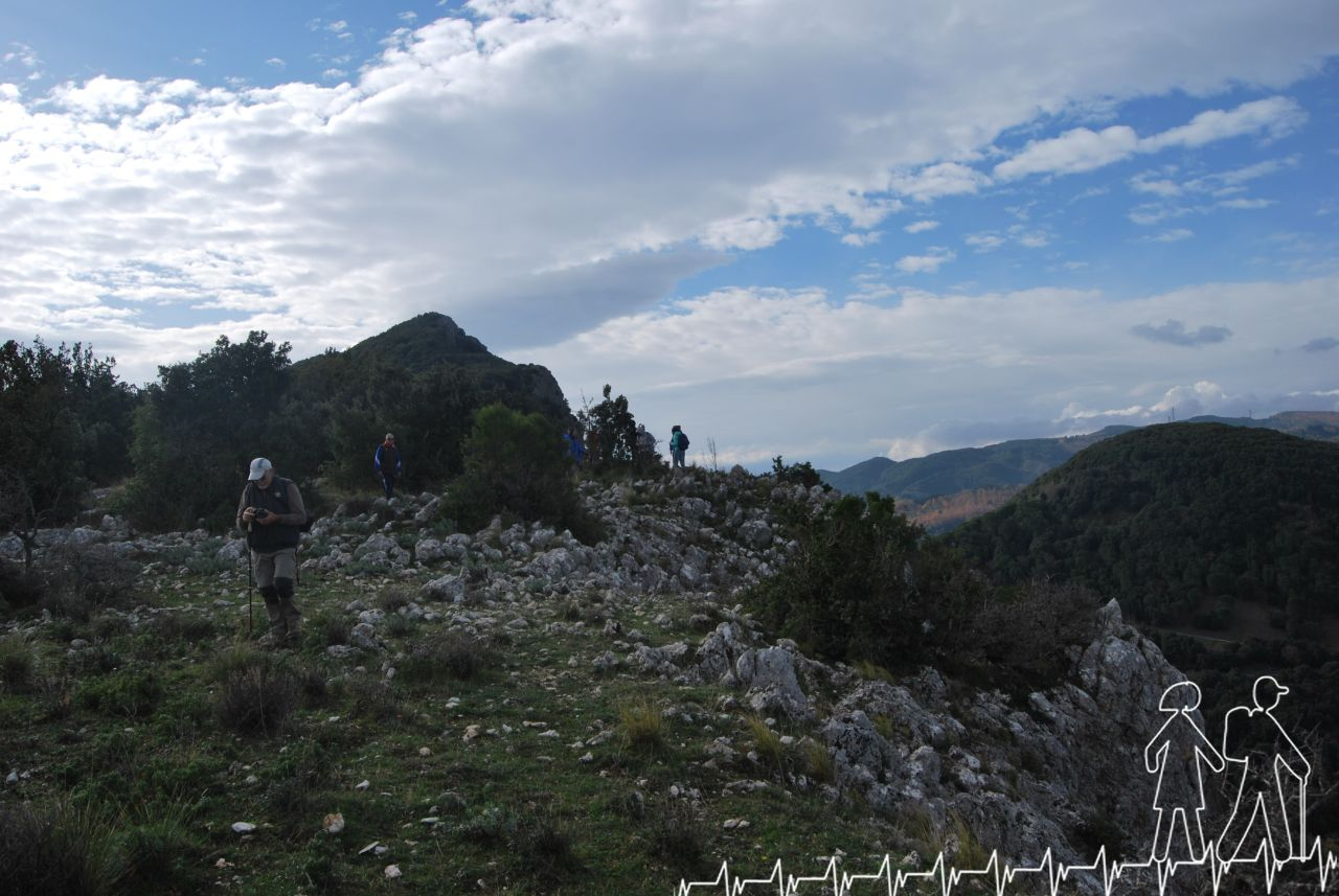 Escursione monte Stella e monte Mammicomito