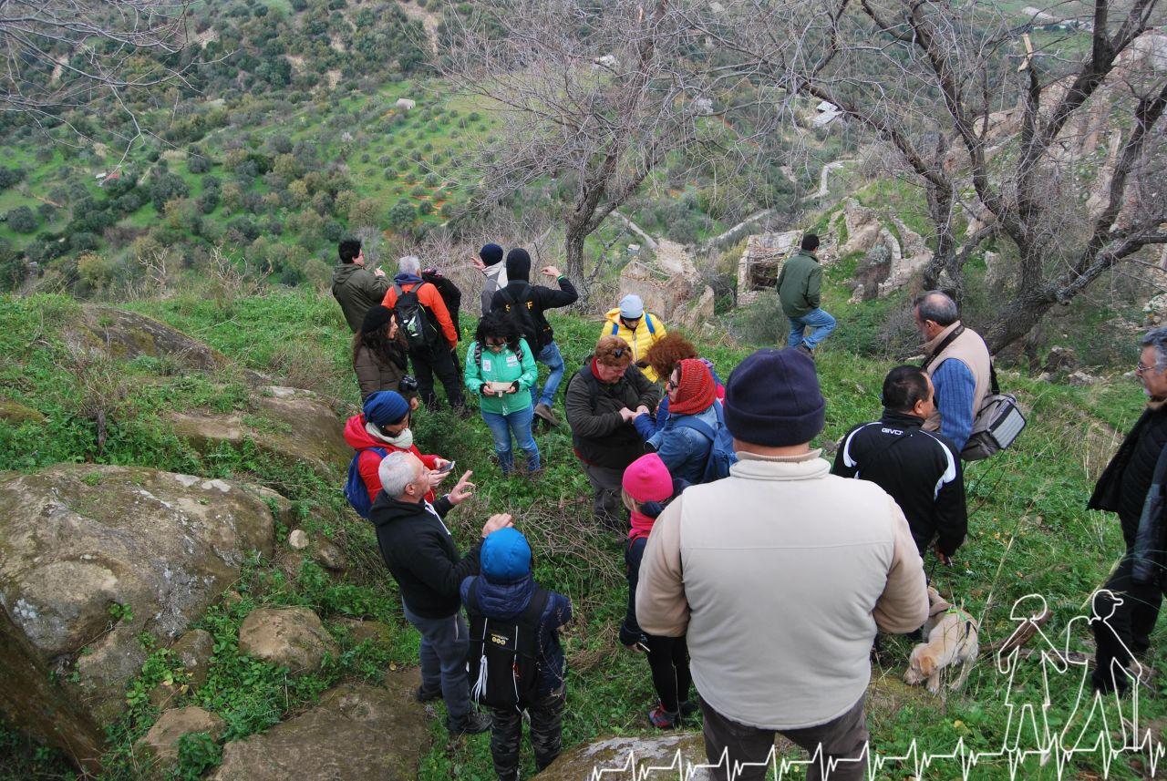 Escursione di CamminaMenti a Brancaleone Vetus, Santa Maria di Tridetti