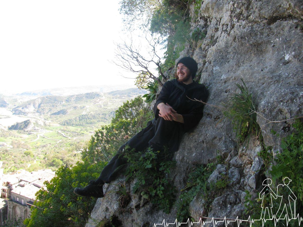 Le grotte eremitiche di Monte Consolino