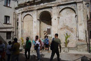 Stilo; Fontana Gebbia. Escursione Conoscenza del Territorio, Medambiente Bivongi