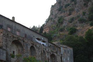 Stilo; Panoramica su La Cattolica