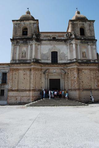 Stilo; Chiesa di San Giovanni. Escursione Conoscenza del Territorio, Medambiente Bivongi