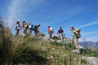 Monte Consolino (Stilo); Escursione con CAI RC