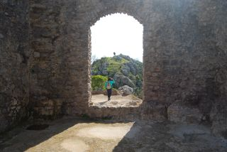 Monte Consolino (Stilo); Castello normanno. Medambiente Bivongi