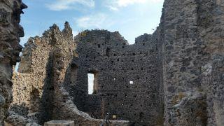 Monte Consolino (Stilo); Castello normanno (foto Alessandro Valenti)