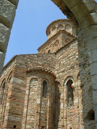 San Giovanni (Bivongi); Monastero di S. Giovanni Therestis (foto Ivan leotta)