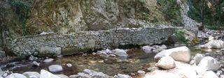Bagni di Guida (Bivongi); Tratto di canale dell'ex centrale L'Avvenire