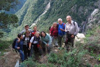 Marmarico (Bivongi); escursionie con CAI Siracusa