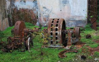 Marmarico (Bivongi); Centrale idroelettrica del Mrmarico