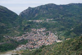 Bivongi; Panorama