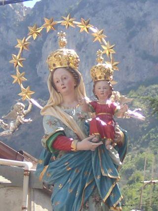 Bivongi; Festa di Mamma Nostra