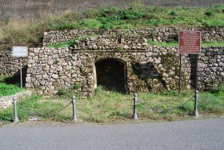 Pazzano; Bocca di miniera