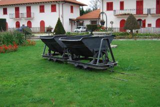 Mongiana; Villa Vittoria