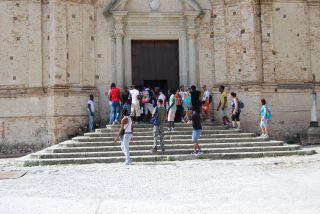 Stilo; Chiesa di San Giovanni Therestis. Escursione 'Conoscenza del Territorio'