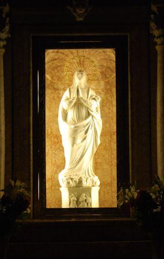 Monte Stella (Pazzano): S. Maria della Stella