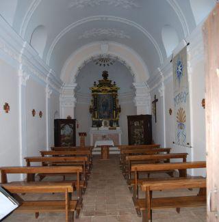 Monte Stella (Pazzano); La chiesa