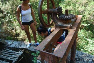 Bagni di Guida (Bivongi); Chiusa dell'ex impianto idroelettrico l'Avvenire