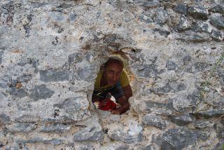 Monte Consolino (Stilo); 'Tripu do ngiagnu'