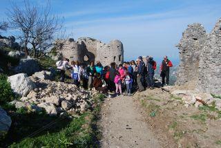 Monte Consolino (Stilo); Castello normanno di Stilo
