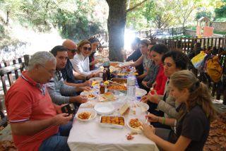 Settimana del Pianeta Terra 2017 (SIGEA Calabria) presso Valli Cupe di Sersale