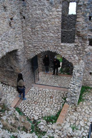 Kalabria Experience alla conquista del castello normanno di Stilo