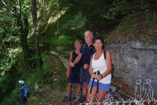 Ricongizione sul sentiero Ferdinandea-Cascata del Marmarico