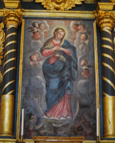 Monte Stella (Pazzano); Chiesa