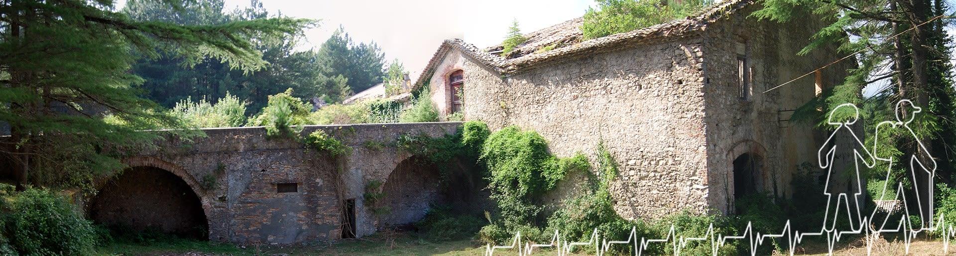 Ferdinandea (Stilo); Magazzini ex fonderia di Ferdinandea