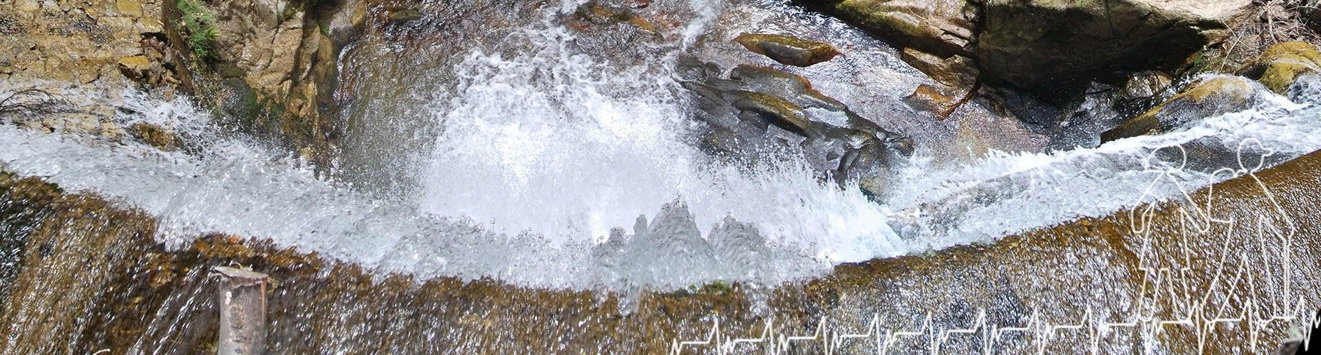 Ferdinandea (Stilo); Diga Azzarella dellimpianto idroelettrico del Marmarico