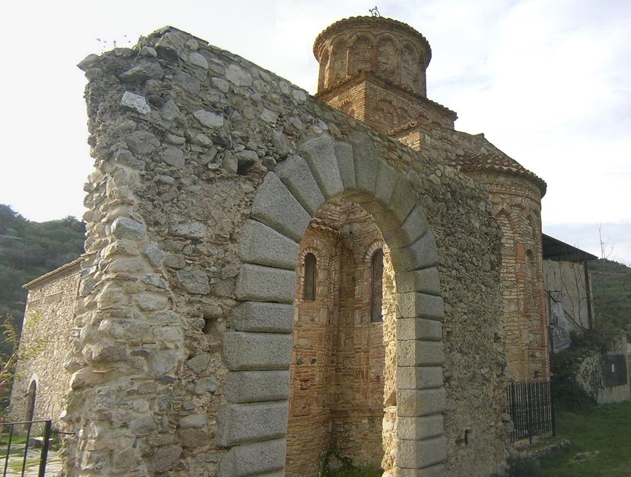 San Giovanni (Bivongi); Monastero di S. Giovanni Therestis