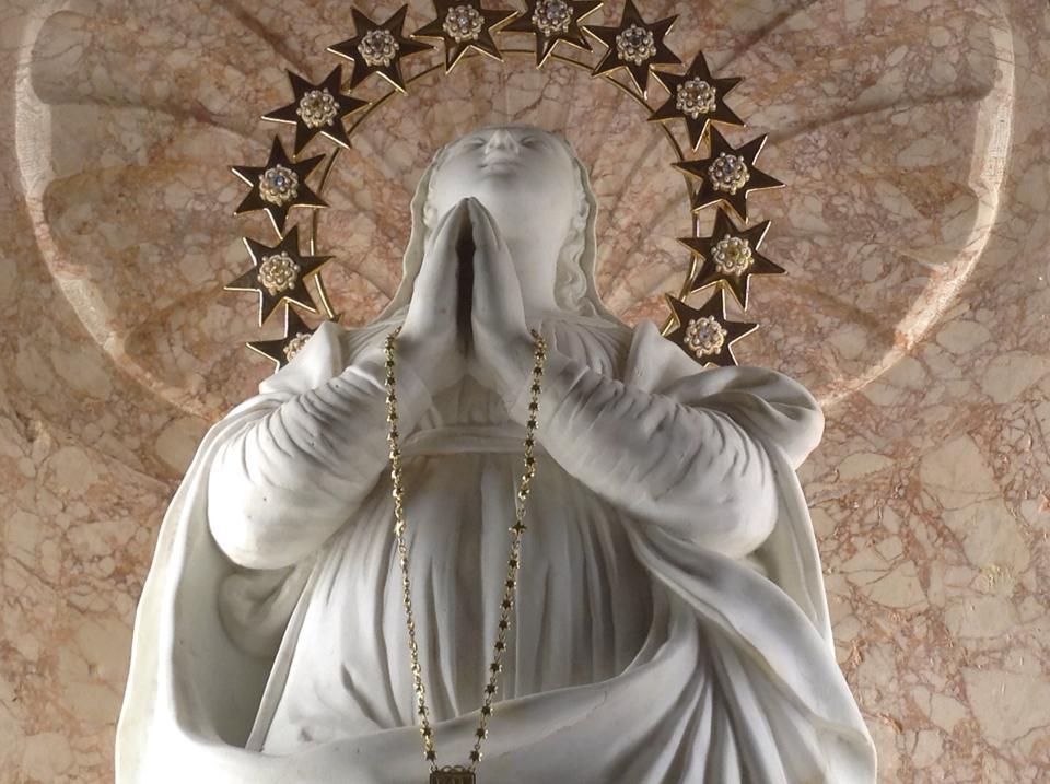 Monte Stella (Pazzano): S. Maria della Stella (foto TeleMontestella)