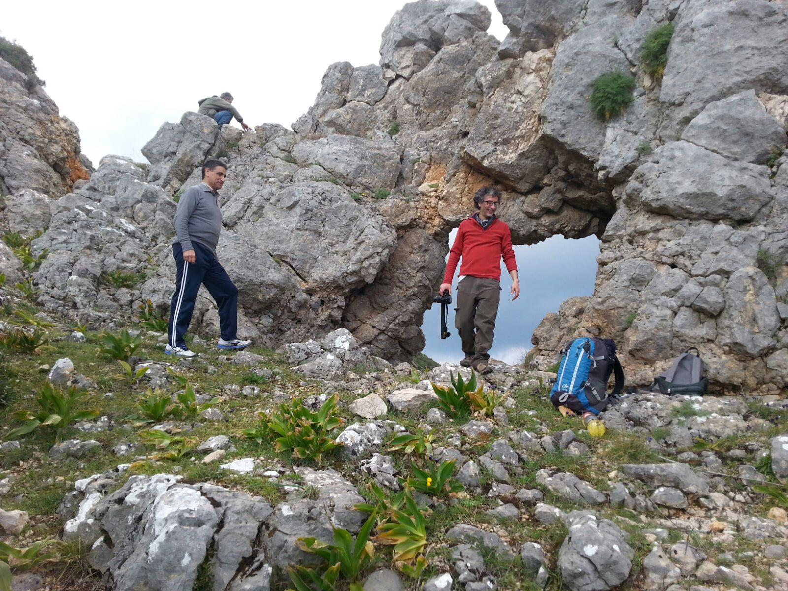 Case Provenzali (Placanica); Arco naturale di Timpa Perciata