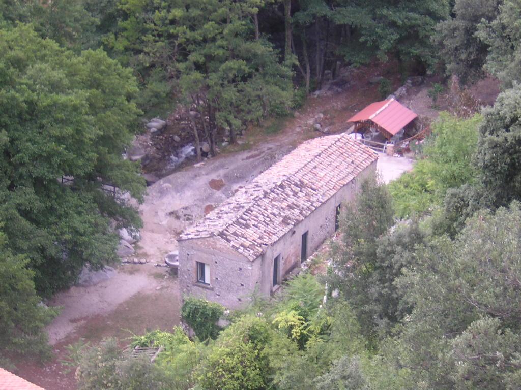 Bagni di Guida (Bivongi); Stabilimento termale del 1850