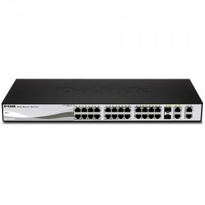 24-Port D-Link DES-1024D Fast  Unmanaged Switch