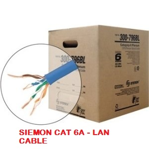 Siemon Cat 6A UTP Pure Copper Ethernet Cable 305M