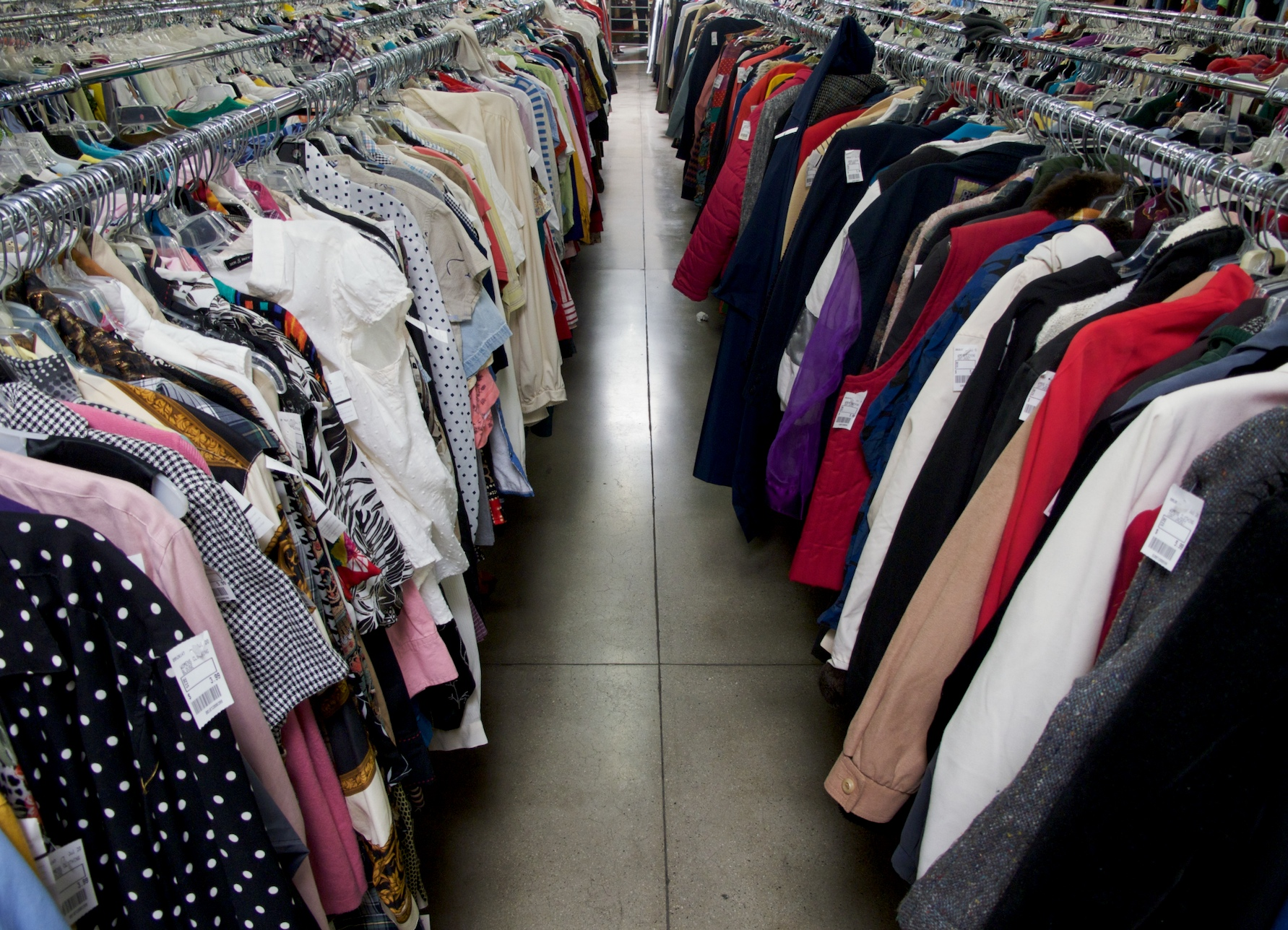 Clothes stores Army clothing stores