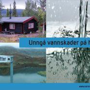 Unngå kostbar vann-smell på hytta
