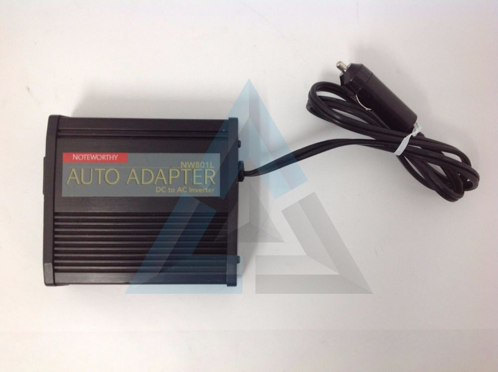 NW801L Toshiba 12 Volt DC to 120 Volts AC Inverter - Auto adapter ...
