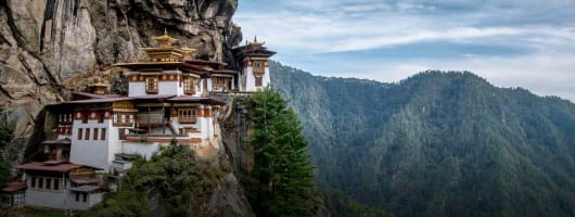 Bhutan- the land of wonders - Flight from Kolkata